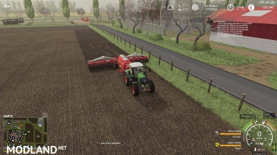 Sowing machine for the south hemmer v 1.2, 3 photo
