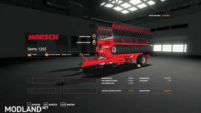 Sowing machine for the south hemmer v 1.2, 8 photo