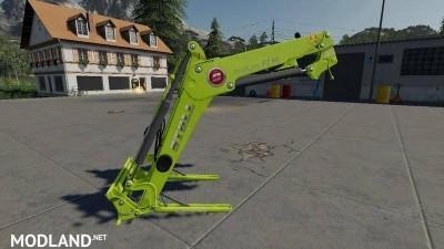 Stoll FZ 60 Claas green v 1.0