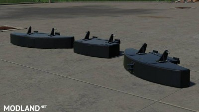 Tenwinkel Rearweights Package v 1.0