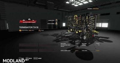 Terminator Th 18 (Black Edition) v 1.0