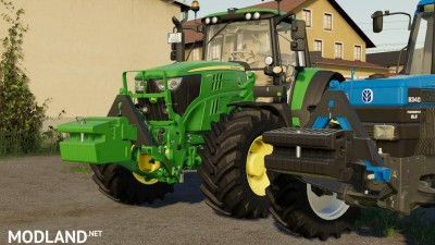 Tractor Triangle Pack v 1.1.1