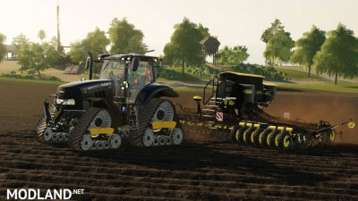 Vaederstad Rapid A600-800S Tramline Edition v 1.0.1, 2 photo