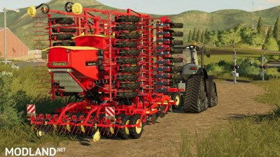 Vaederstad Rapid A600-800S Tramline Edition v 1.0.1, 1 photo