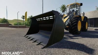Wheel Loader Shovel v 1.1, 2 photo