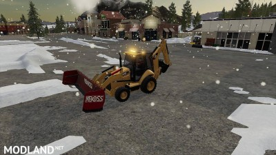 WMF Modding snow plow pack v 1.0