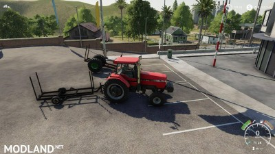 Wood trailer v 2.0, 6 photo