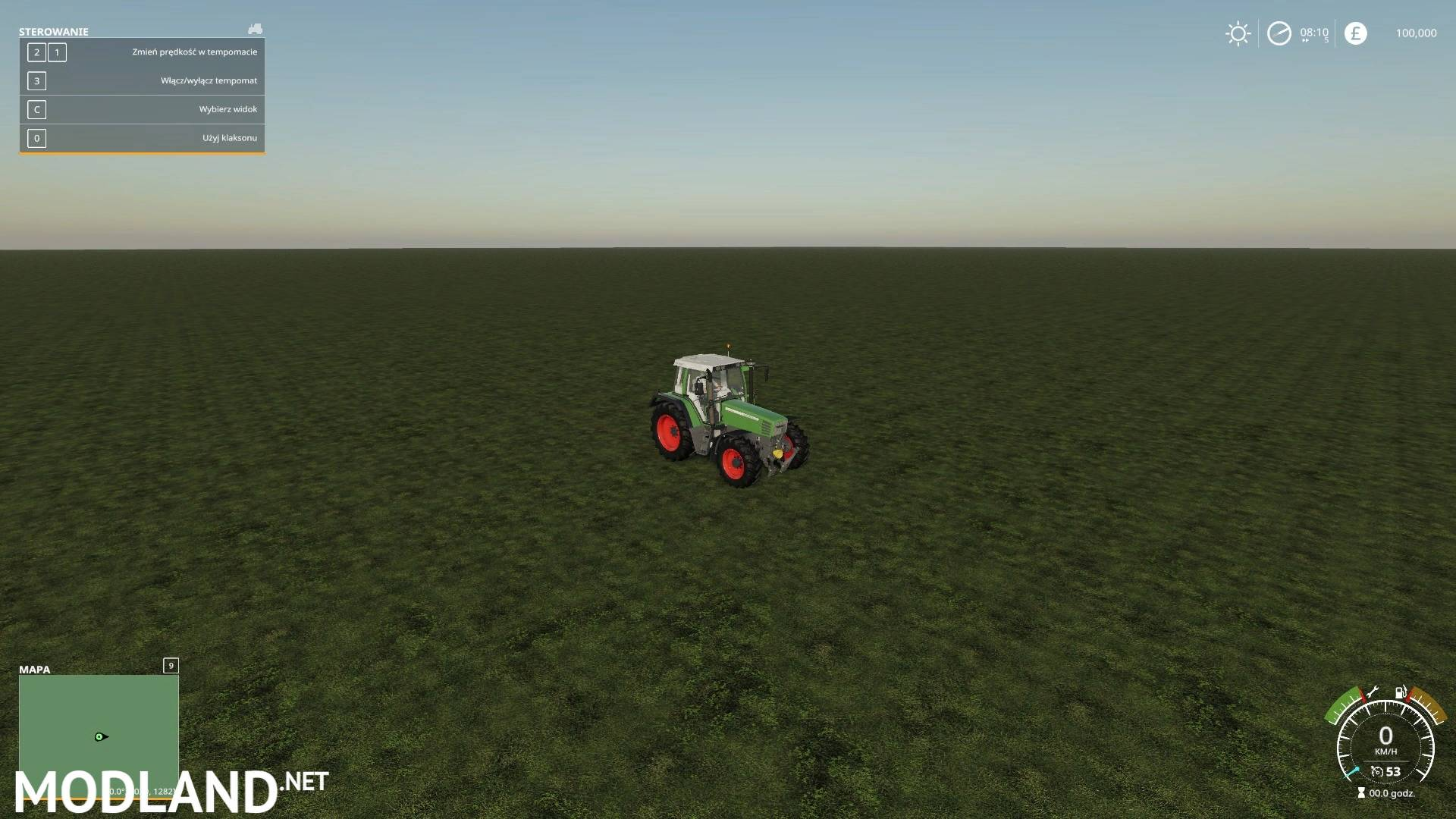 FS 19 Empty map after the patch v 1 3