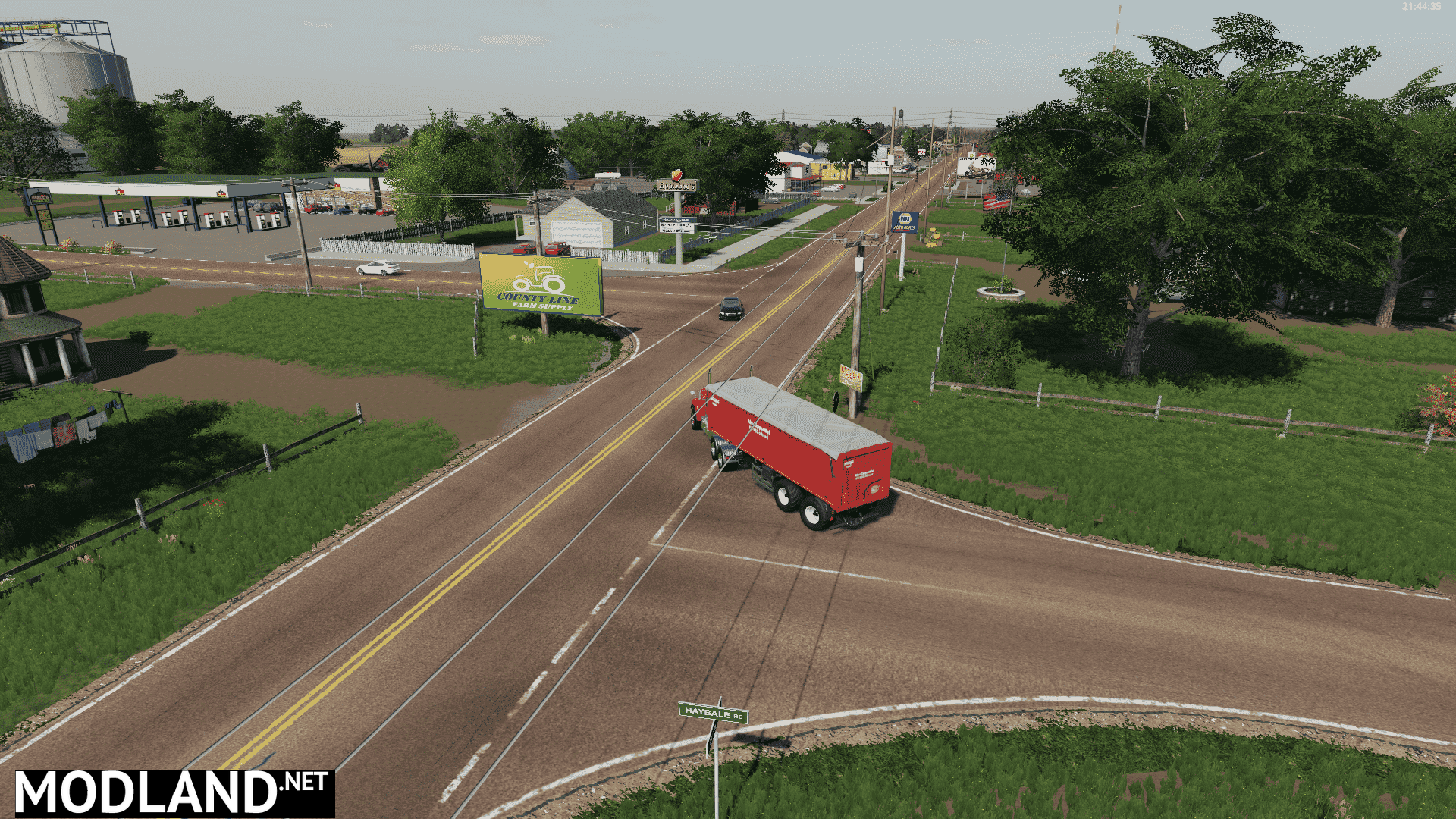 FS19 County Line