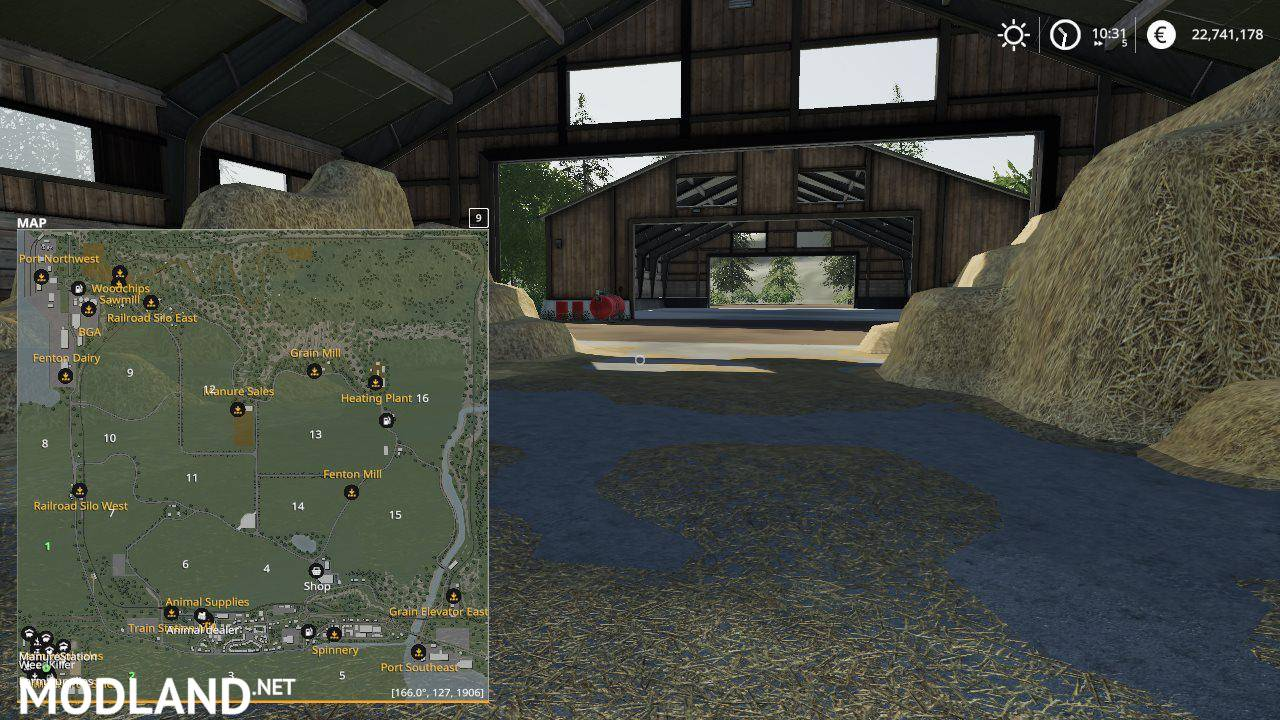 FS 19 Fenton Forest by Stevie