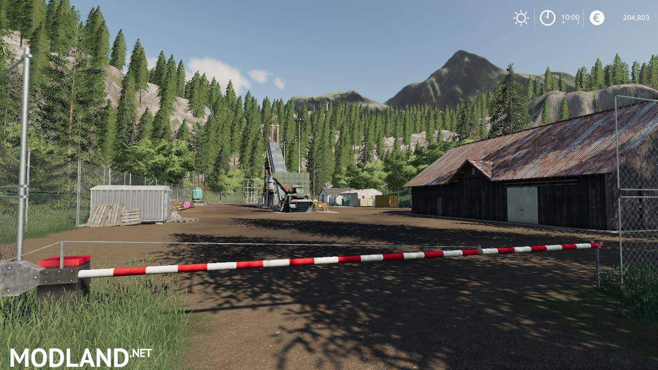 FS 19 Fenton Forest v1 0 By Stevie