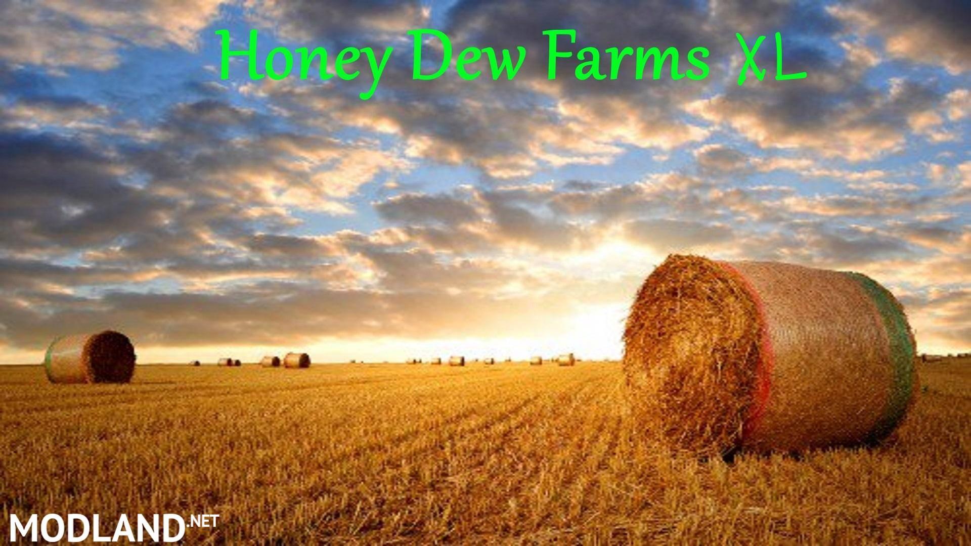 HONEY DEW FARMS XL V11 12 18