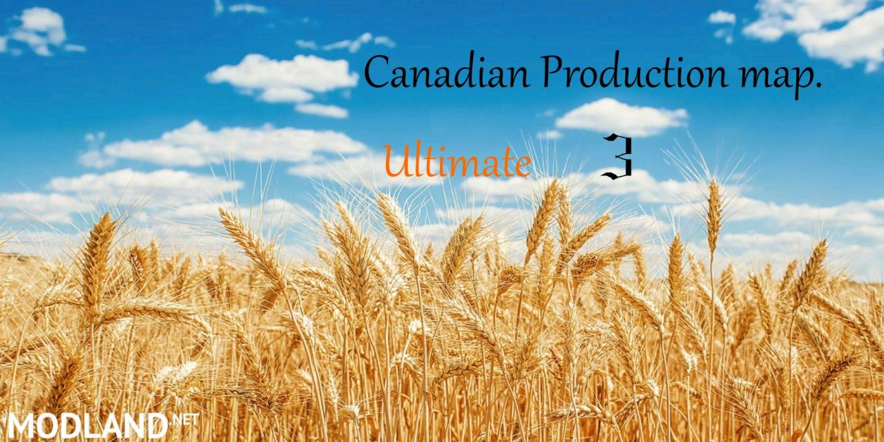 Canadian Production Map Ultimate V3.  16x Multifruits