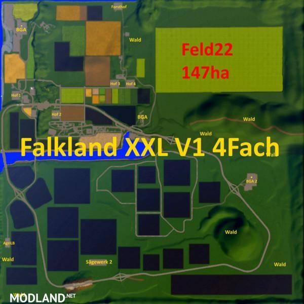 FALKLAND XXL