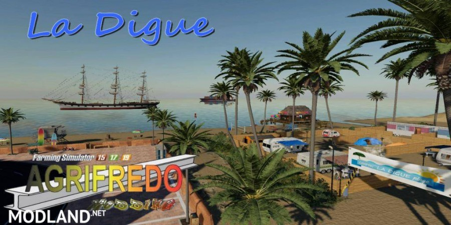 La digue - TP MAP