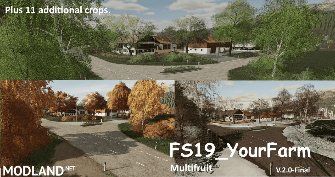 FS 19 Your Farm v 2.0 FINAL