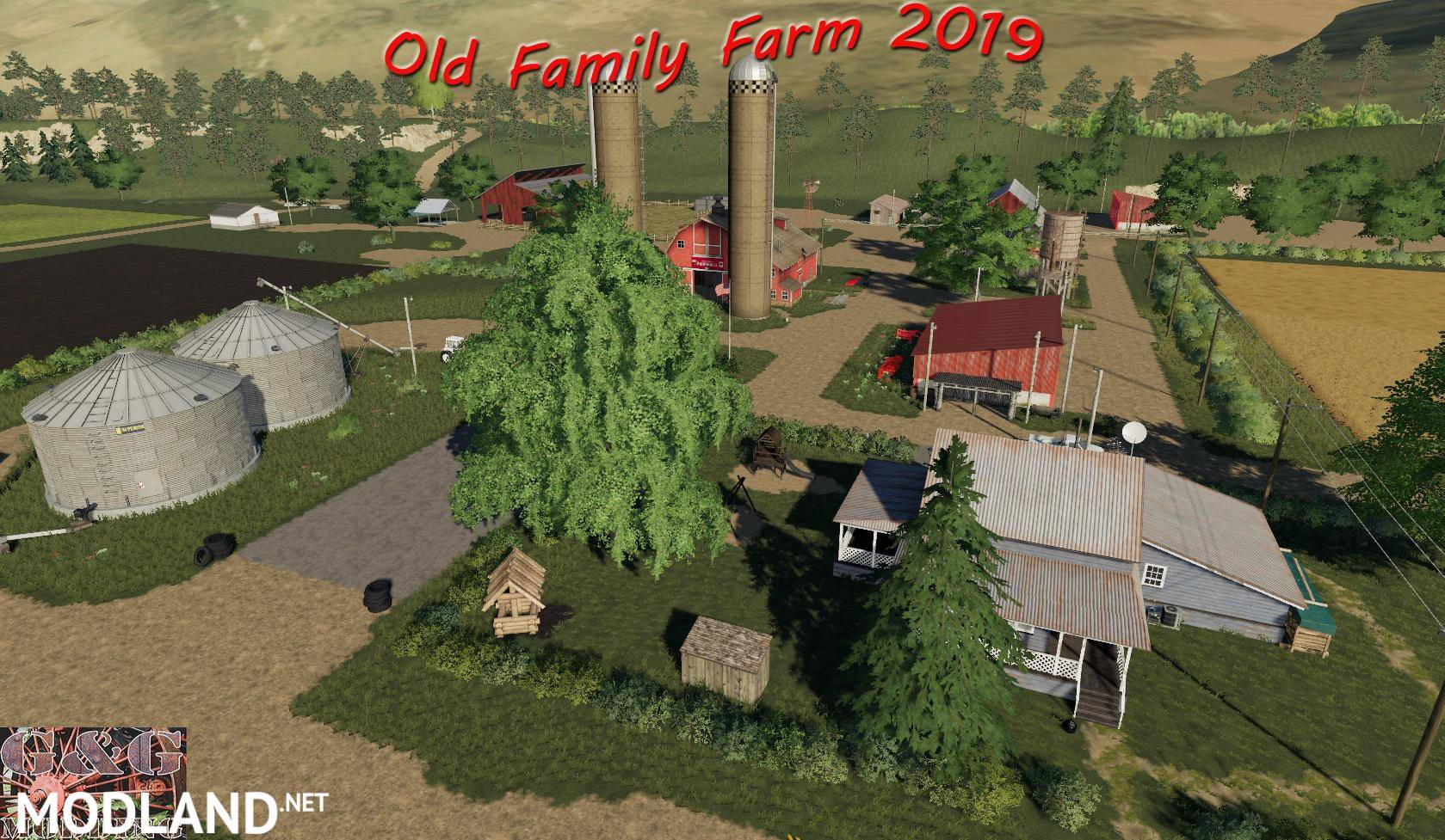 Old Family Farm v 2 0