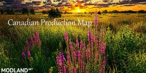 Canadian Production 19 Map v 1.0, 1 photo