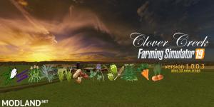 FS19 Clover Creek plus 12 crops