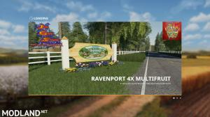 FS 19 RavenPort 4X Multifruit NON Seasons, 7 photo