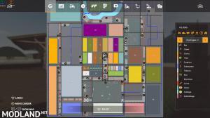 Canadian Production Map v 3.0 8x Season, 3 photo