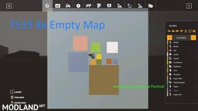 8X Empty Map v 1.0.1, 1 photo