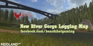 New River Gorge Logging Map v 1.0, 1 photo