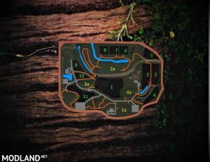 Kránov Map, 6 photo