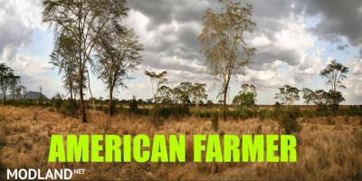 American Farmer Map v 1.0, 1 photo