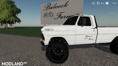 Babcock Acres BETA v 1.0, 1 photo