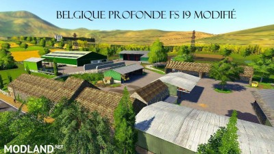 Belgique Profonde agrandi v 2.0, 1 photo