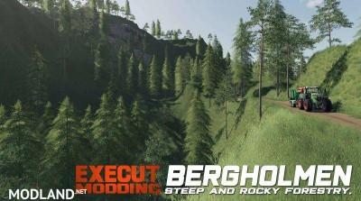 Bergholmen Hardcore Forestry v 1.3