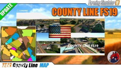 County Line Seasons 19 AutoDrive v 1.0 - Direct Download image