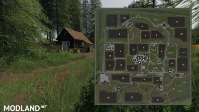 Dreisternhof Map v 1.0, 2 photo