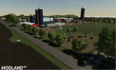 Farms Of Madison County 4X map v 1.0, 4 photo