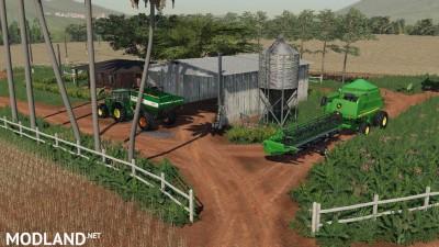Fazenda Esmeralda Fs19 By Luan Sleutjes