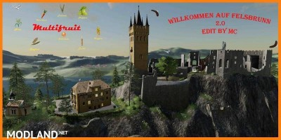Felsbrunn Edit By MC Multifruit Update v 2.0