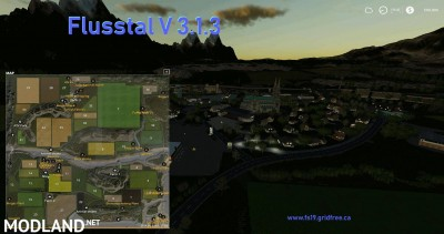 FLUSSTAL XXL ENGLISH v 3.1.3 Final - External Download image