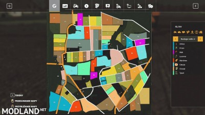 FS 19 Biernatki Map v 2.0.1
