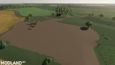 FS19 Clover Creek Map + 12 crops v 1.0, 4 photo