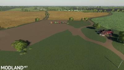 FS19 Clover Creek Map + 12 crops v 1.0, 5 photo