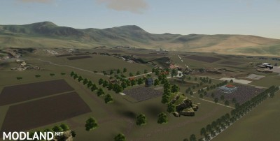 FS19 Monti Dauni multifruit v 1.0 - External Download image