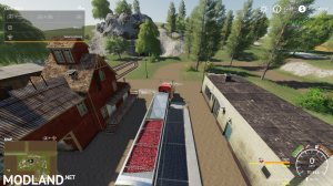 FS19 Westbridge Hills 1.1 MultiFruit Map with Patch 1.2.1 Fix, 9 photo