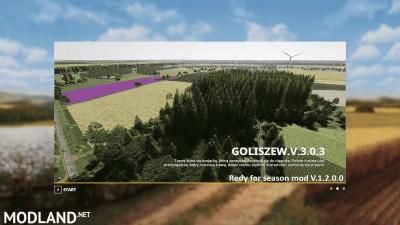 Goliszew ready for season v 3.0.3, 1 photo