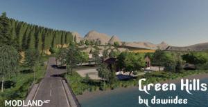 GREEN HILLS v 1.0, 2 photo