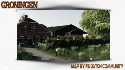 GRONINGEN Map v 1.0.2 - Direct Download image
