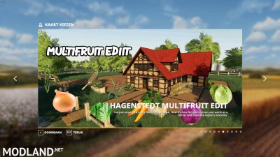 Hagenstedt MultiFruit Edit v 1.0, 1 photo