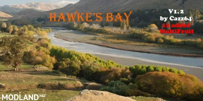 HAWKE'S BAY NZ with 12 added fruits v 1.2