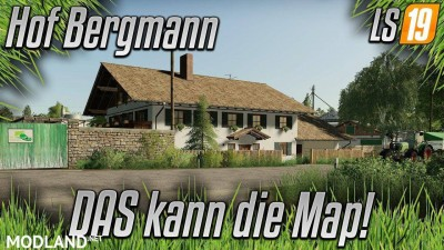 Hof Bergmann Map v 1.0, 1 photo