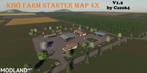 KIWI FARM STARTER MAP 4X v 1.2, 5 photo